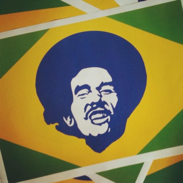Hoje tem Arrabal das Artes no SESC Tijuca, Rio de Janeiro. #arte #streetartrio #sesc #sesctijuca #naviu #tijuca #streetart