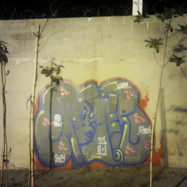 Mais em madureira #ruasdazn #graffitirj #bomberj #estiloriginal #carreirasolo #StreetArtRio