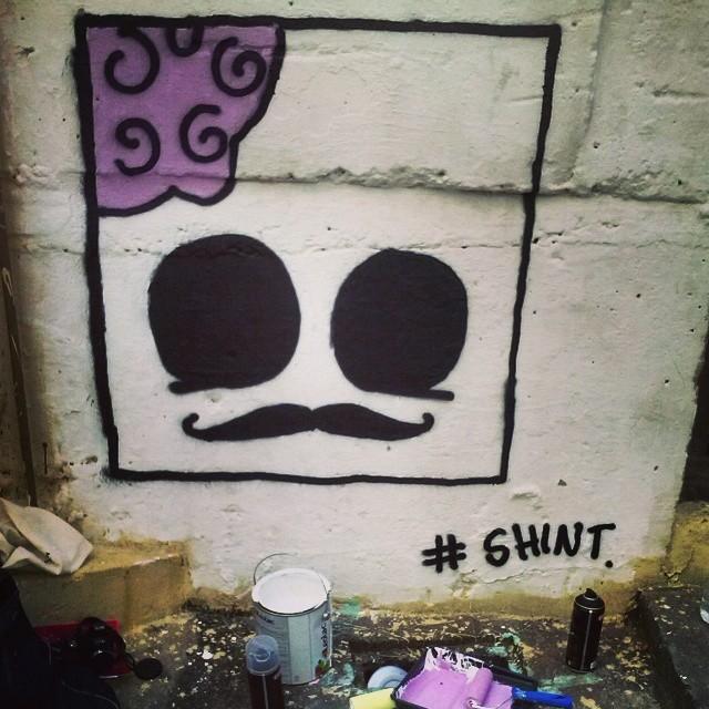 Mais um na rocinha *__* #shinkt #graffite #riodejaneiro