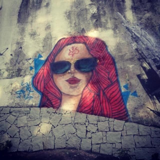 Me inspira... #graffiti #StreetArtRio #freguesia #jpa #ice