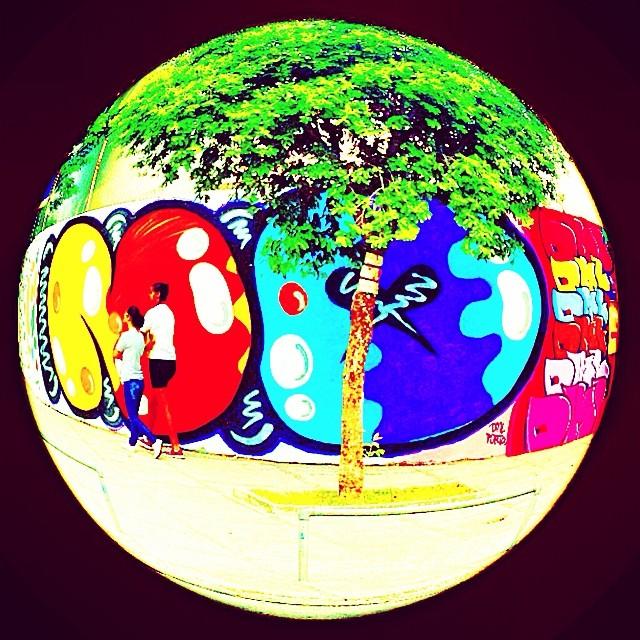 NO #djonereal @marygirlstyle @diogolamarca #streetartrio #streetart #graffiti #fatcap #crew @sockppxi @bru_olive