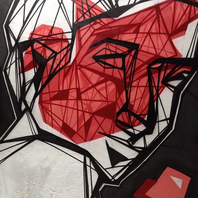Pintura de hoje, valeu @warkrocinha #streetartrio #graffiti #rocinha