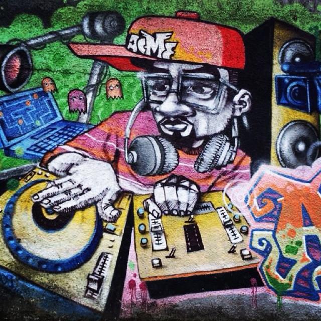 Rio De Janeiro Street Art I #StreetArt #StreetArtRio #Grafite #ArteDeRua