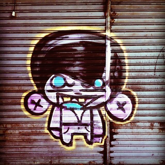 #Santamaría #abajo... #early #domingo #streetart #artederua #graffiti #spray #sprayart #urban #urbanwalls #urbex #vscocam #vsco #vscogood #vscophile
