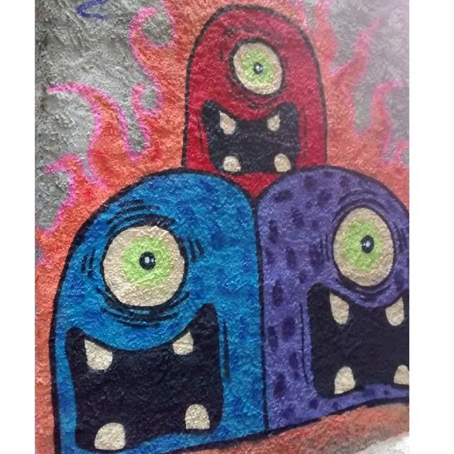 #StreetArtRio #Galerio #Graffiti #Rocinha #RJ