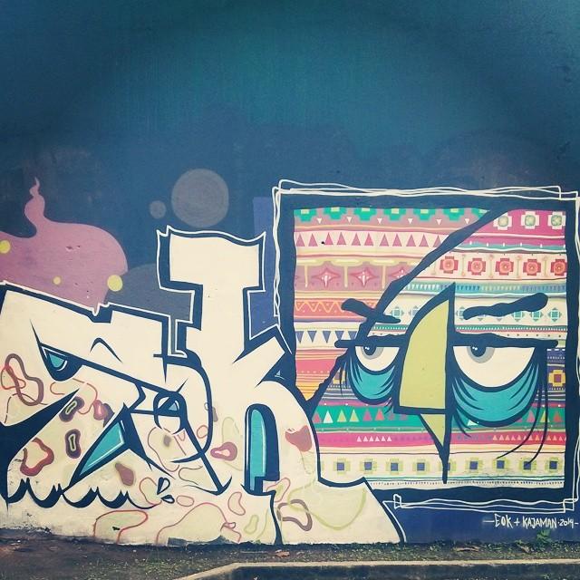 #StreetArtRio by @kajaman