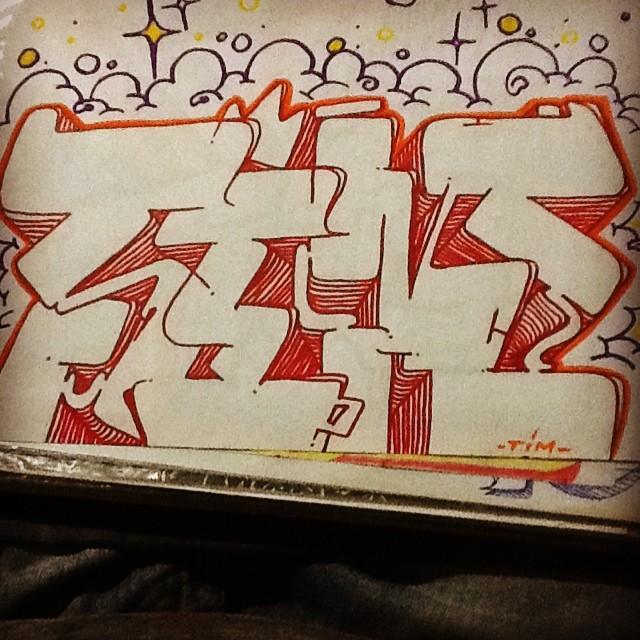 Workando #fazendoart #rs #graffitiart #streetartrio #simplestyle #posca #ecriatividade #positividade #goodvibes #positivevibration #manotim #graffitislife #