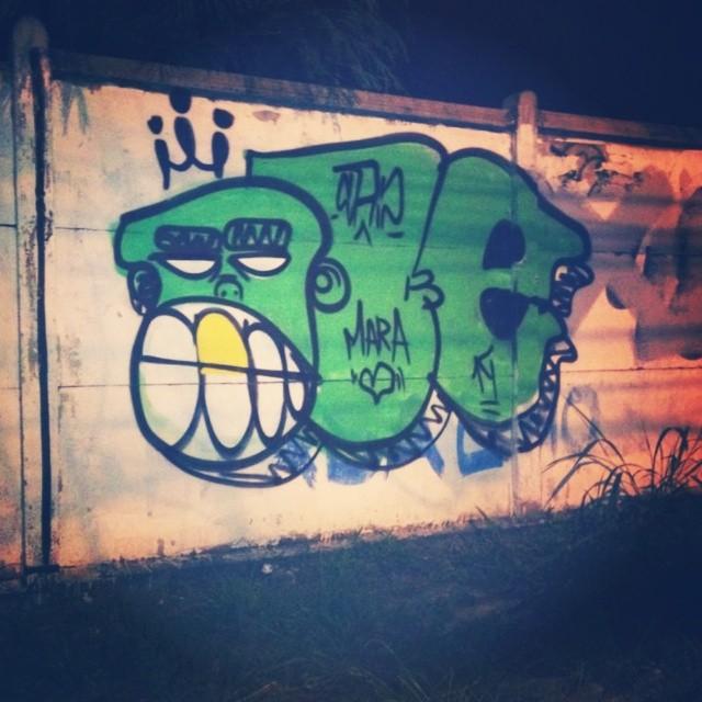 ...a rua me chama. #graffiti #instagrafite #StreetArtRio