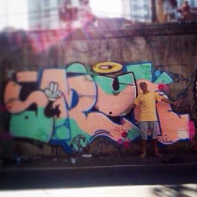 #graffitiart #StreetArtRio #ruasdazn
