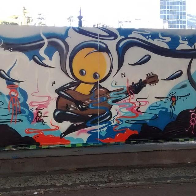 #grafitti #streetartrio #streetart
