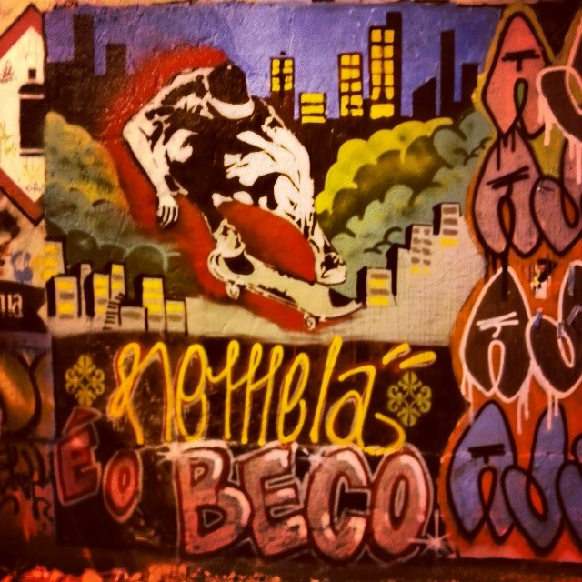 #skate #graffiti #stencil #riodejaneiro #streetartrio #stencilart #skateboard