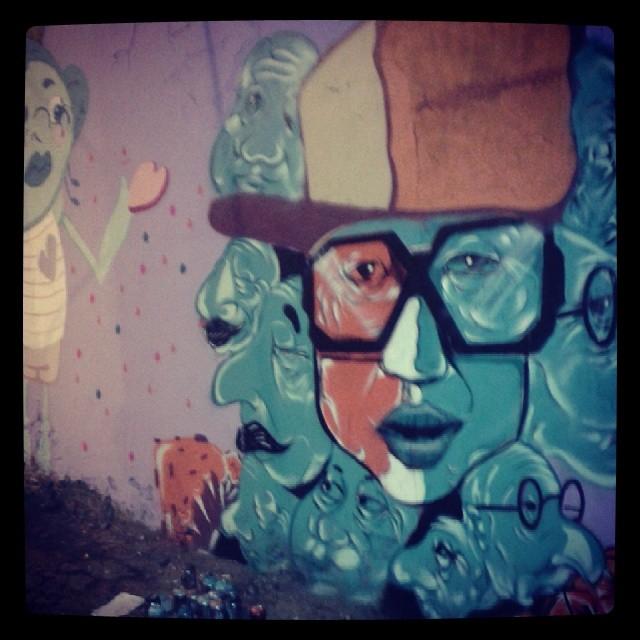 #sonhe #nany #streetartrio #graffiti #desenho #aneurosedafofurice