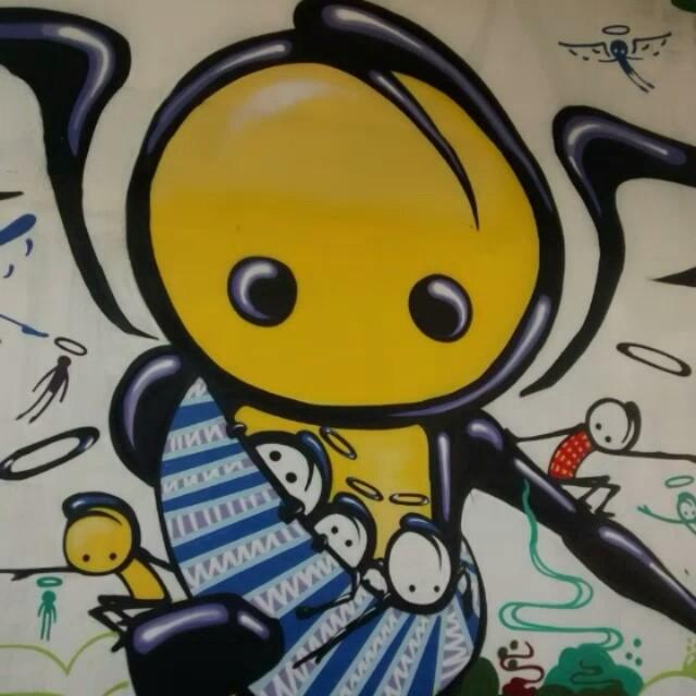 #streetart #artederua #arteurbana #art #street_perfection #streetartrio