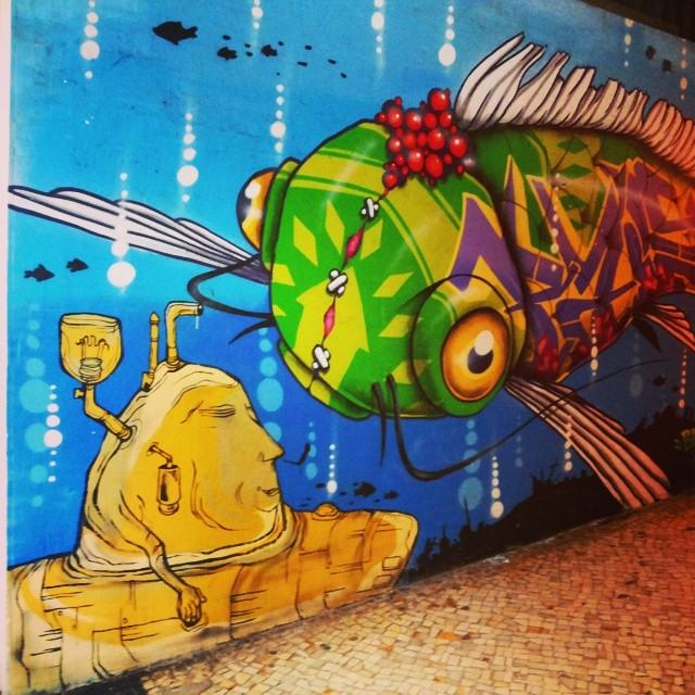 #streetart #streetartrio #grafitti #grafite #graffiti #urbanart #riodejaneiro #copacabana #bairropeixoto