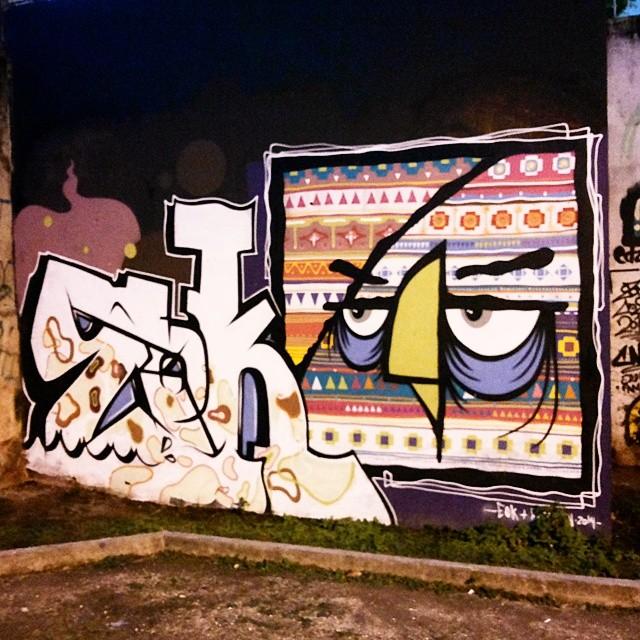 #streetart #streetartrio #grafitti #grafite #graffiti #urbanart #riodejaneiro #kajaman