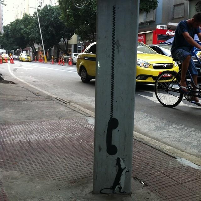 #streetartrio Praça Nossa Senhora da Paz Faltando 3 passagens.