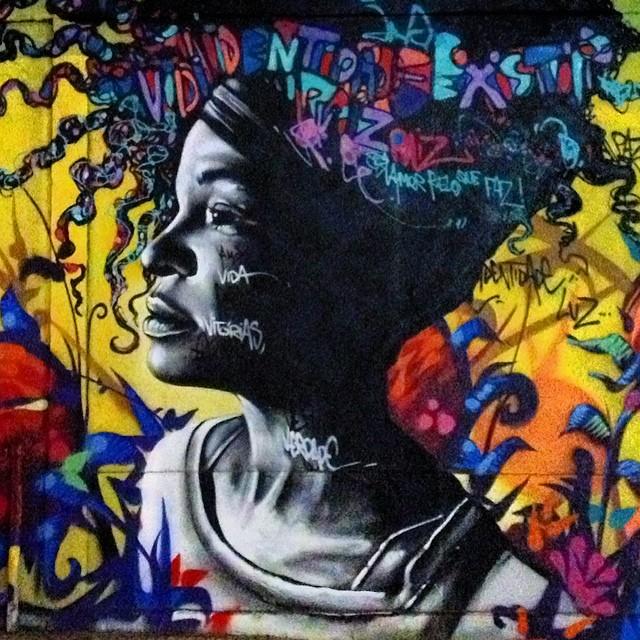 #streetartrio #streetart #artederua Rua Sorocaba