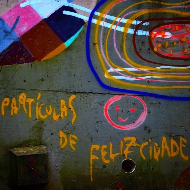 Partículas de Felizcidade
