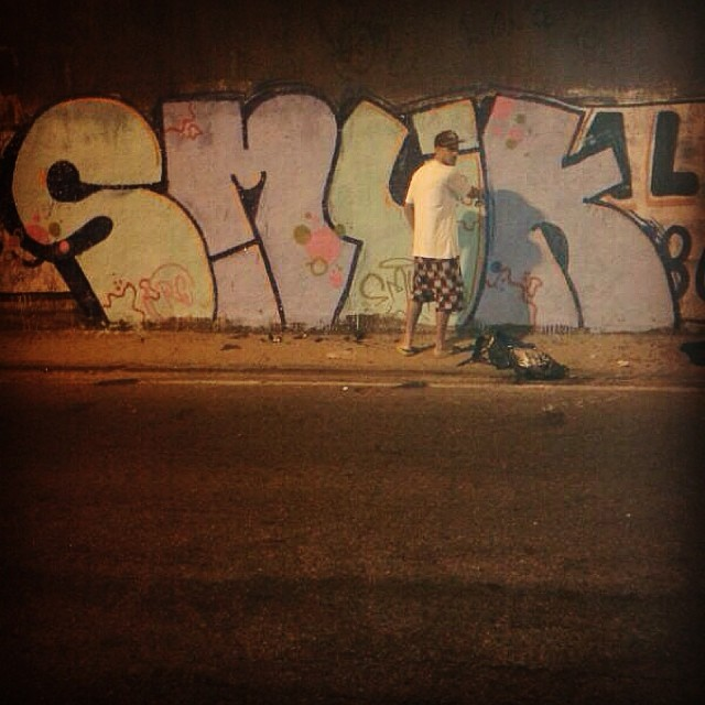 Smuk - #StreetArtRio #graffiti #graffitirj #graffitiwall