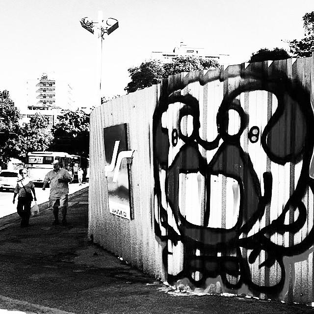 #djonereal #oldpic #streetartrio #streetart #graffiti @sockppxi @marygirlstyle @bru_olive