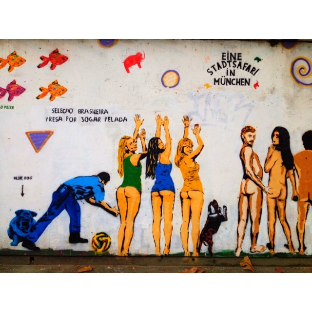 jean boghici #streetartrio