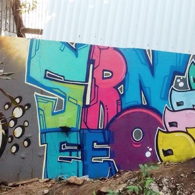 #sereno #contraataquesereno #streetart #streetartrio #instagraffiti #urbanart #aerosol #artederua #arteurbana #rioeuteamo #graffiti