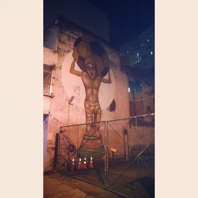 #streetartrio #copadomundo