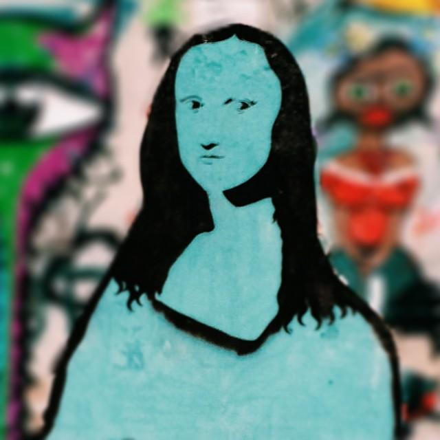 Abre teu olho Mona!