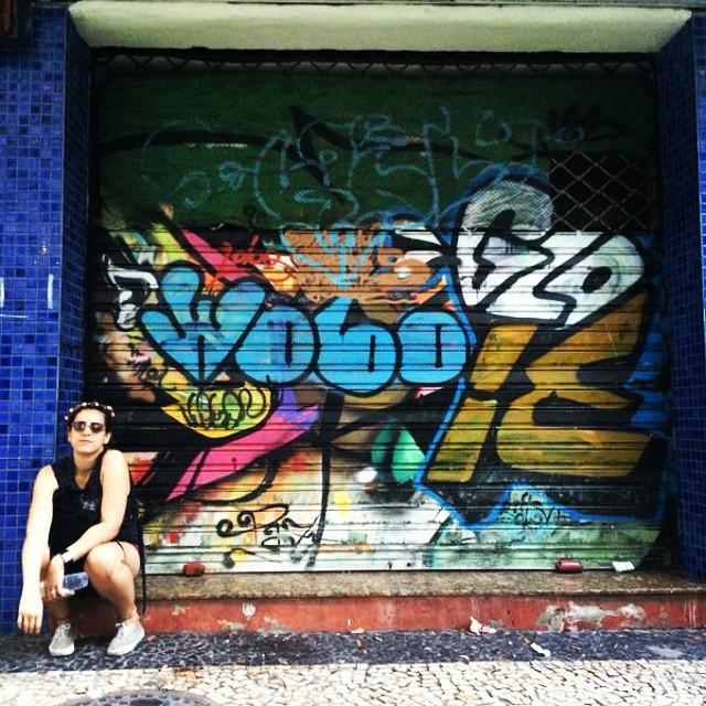 Aruafala. #grafite #streetartrio #streetart