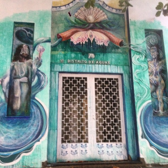 Distrito de Águas (Water District) #distritodeaguas #graffiti #streetart #streetartrio #urbanart #nofilter #botafogo #riodejaneiro #brasil