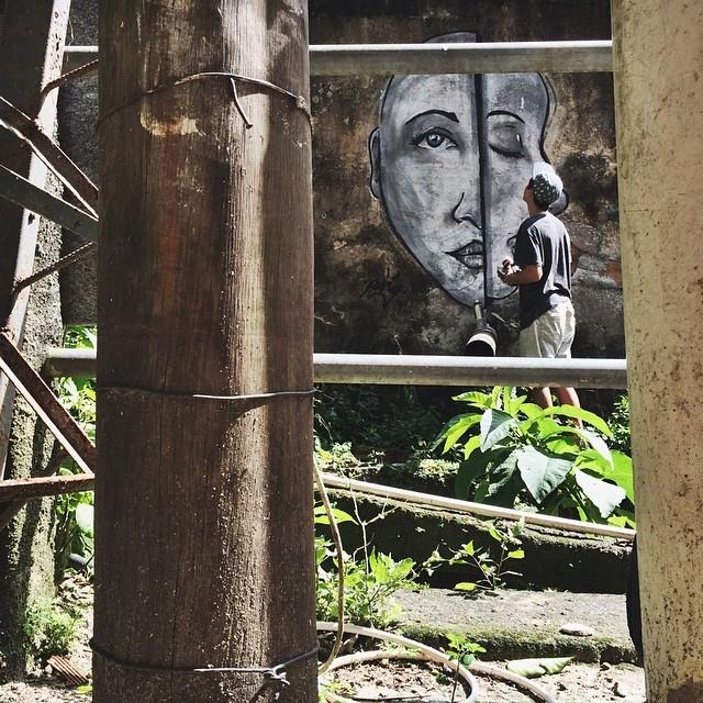 Favela dos Guararapes - Rio de Janeiro • #streetartrio #instagrafite #pngone