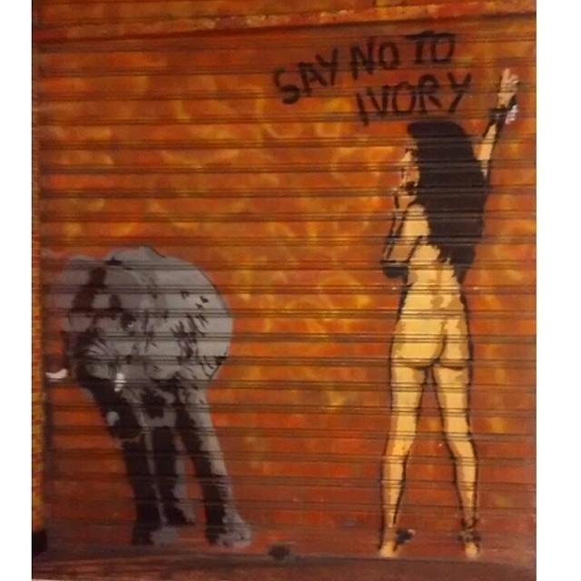 Ouviu? #ipanema #copacabana #divisa #Streetartrio #art