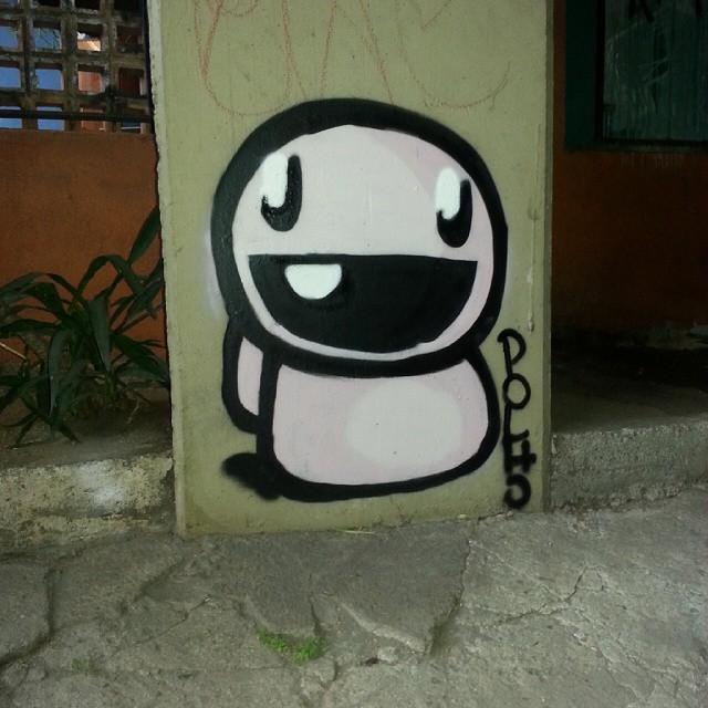 Polhada! #streetartrio #polho #streetart
