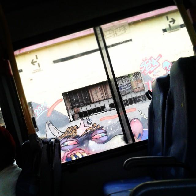 Quem viu, viu! @rena_machado #kovokcrew #streetartrio #graffiti