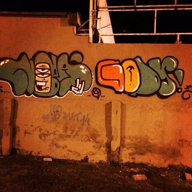 Real Bomb @rodrigogodoy_ #noba630 #gody #artistasurbanoscrew #ipr630 #tagsandthrows #ilovegraffiti #instagraffiti #streetartrio #streetstyle #writers #graffitiwriters #streetwriters #ilovebomb #ruasdazn #zonanorte #amoarte #coresdosuburbio #wallcolors #graffitilovers #worldgraffiti #throwup
