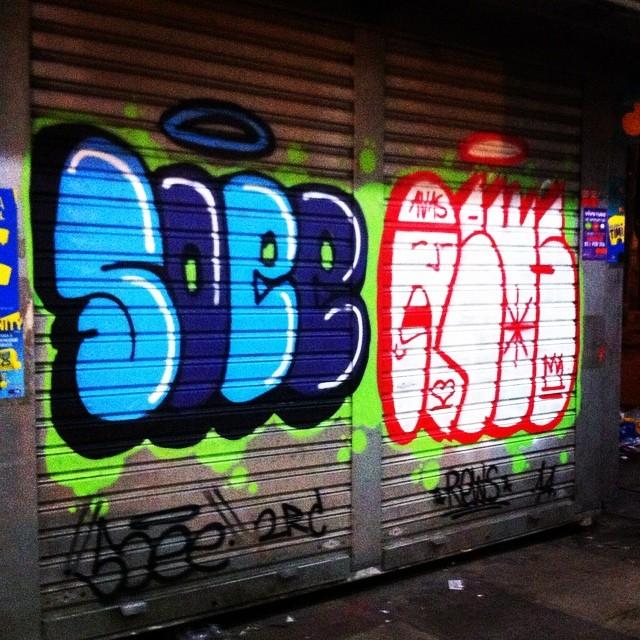 Soee Rews #vandal #grafite #graffiti #soee #rews #streetartrio #bomb #94 #artederua #arte #rj #lj #2rcrew