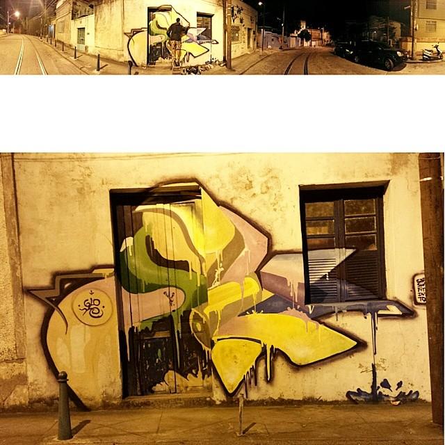 St. #gloye #tags #graffiti #wildstyle #letters #streetart #streetartrio #brazilianart