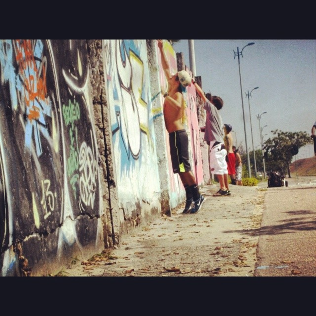 Valeu a recepção monstro, vamo tramarrr @pivettemaluco #tagsandthrows #throwseverday #throwsallday #trauape #streetart #streetartrio #zo #zs #bko #hock #swag #usr #omep