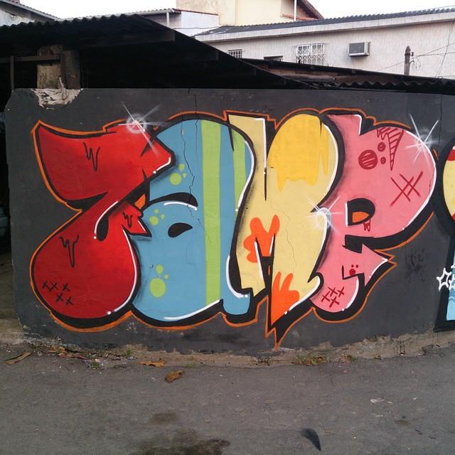Zamp #streetartrio #streetart #graffitirj #graffiti #wallmural #graffitiwriters