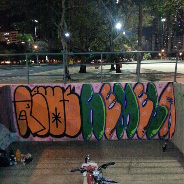 #bomb #StreetArt #streetartrio #graffiti