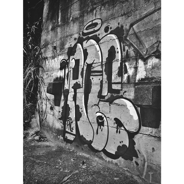 domingo é dia  • #pngone #tagsandthrows #graffitiart #streetartrio