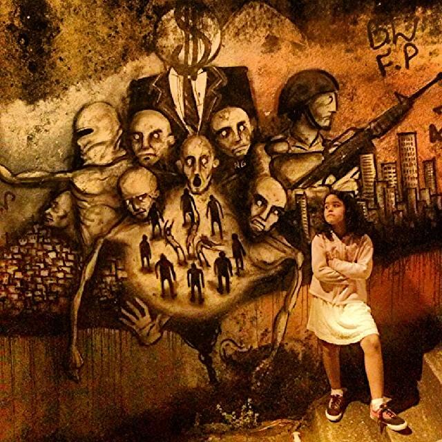 #graffitiart #grafite #streetartrio