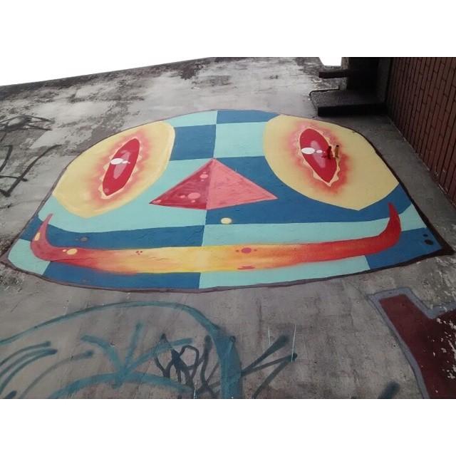 #instaart #kaduori #mtn #artederua #arteurbana #arte #streetartrio #streetart #spray #paint #personagens #graffiti #grafiterj #xarpi