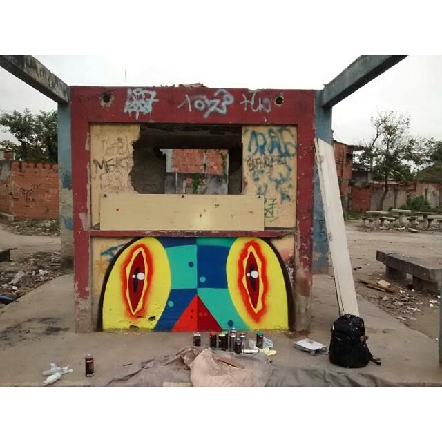 #kaduori #favela #streetartrio #streetart #rua #mtn94 #kobra #instagrafite #arteurbana #artederua #grafite #graffiti #paint #personagens