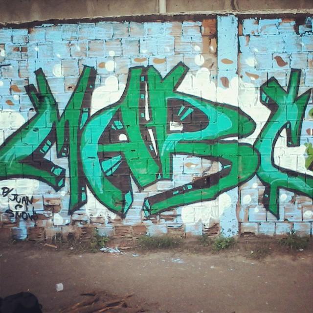 #marc #mtn #letters #instagraffiti #graffiti #StreetArtRio #arteurbana