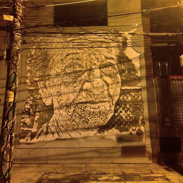 #mural #streetart #streetartrio #urbanart #nofilter #riodejaneiro #brazil