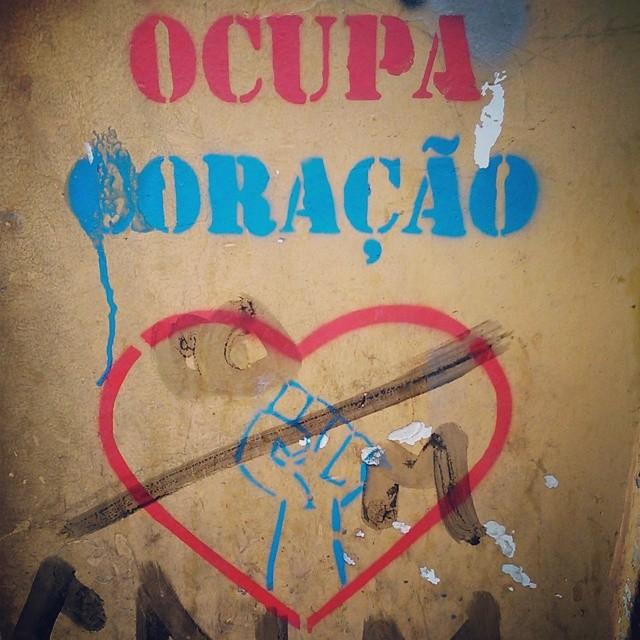 ocupa. #streetartrio