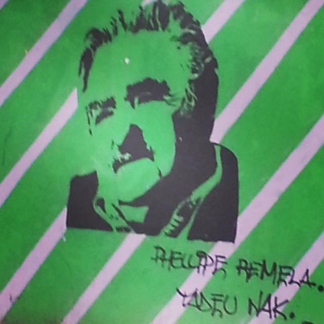 #pepemujica #mujica #uruguay #streetartrio