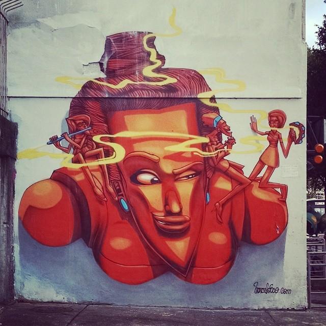 #streetart #streetartrio #graffiti #riodejaneiro
