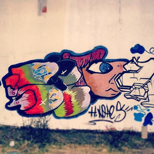 #streetart #streetartrio #instagraffiti